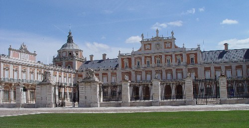 王宮 Palacio Real